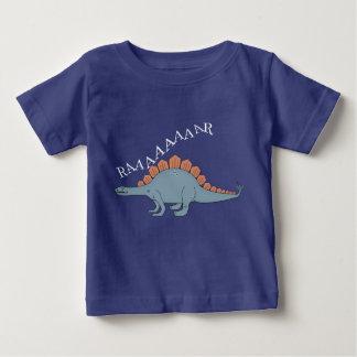 Stegosaurus - Baby Fine Jersey T-Shirt T-shirts