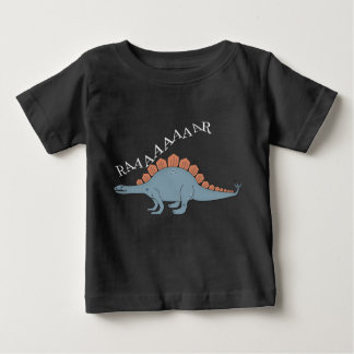Stegosaurus - Baby Fine Jersey T-Shirt Tees