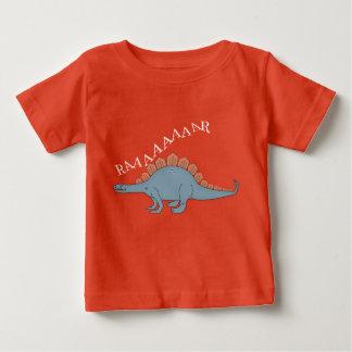 Stegosaurus - Baby Fine Jersey T-Shirt Tshirt