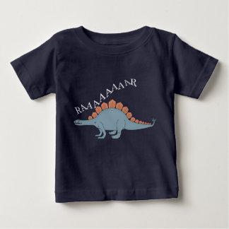 Stegosaurus - Baby Fine Jersey T-Shirt Tshirts