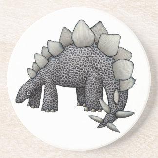 Stegosaurus Cartoon Coaster