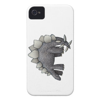 Stegosaurus Cartoon iPhone 4 Cases
