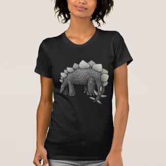 Stegosaurus Cartoon Tee Shirt
