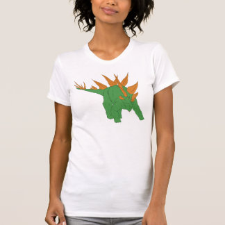 Stegosaurus (Flat Colours) T-Shirt