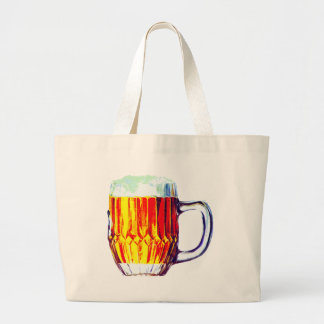 Stein of Ale Canvas Bag