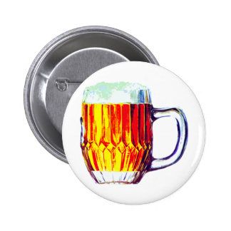 Stein of Ale Pinback Buttons