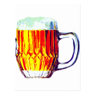 Stein of Ale Postcards
