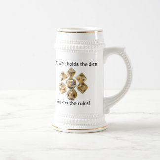 Stein of Mastery +3 (for Her) Beer Steins