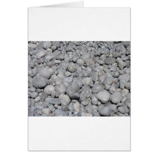 Steine Greeting Card