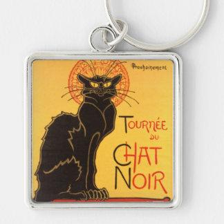 Steinlen: Chat Noir Key Chains