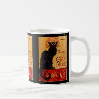 Steinlen's Le Chat Noir Coffee Mug
