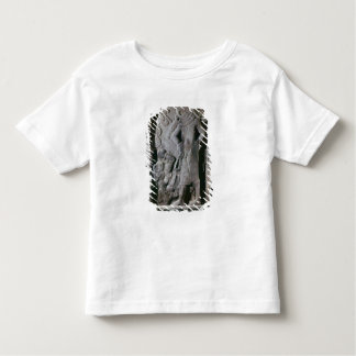 Stela depicting a ball player, from Guatemala Toddler T-Shirt