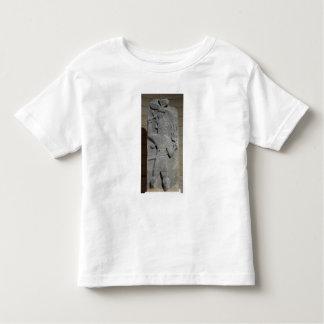 Stela of Teshub, Syrian storm god Toddler T-Shirt