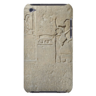 Stele of the necklaces, Hormin receiving the gold iPod Touch Case-Mate Case