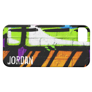 Stella Graffiti Personalize Spray Paint Case For The iPhone 5