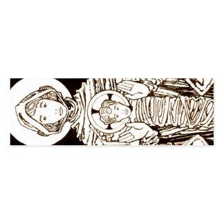 Stella Maris Bookmark Pack Of Skinny Business Cards