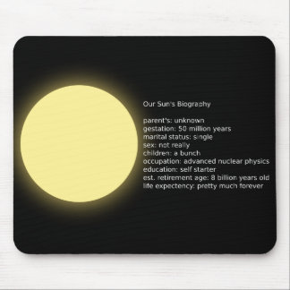 Stellar Actuary Mouse Pad