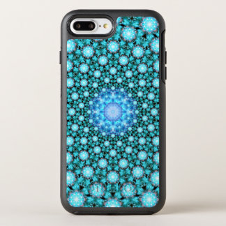 Stellar Cascade Mandala OtterBox Symmetry iPhone 7 Plus Case