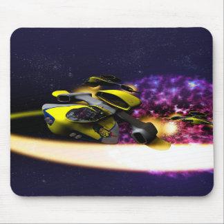 Stellar Drift Mousepad