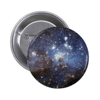 Stellar Nursery 6 Cm Round Badge