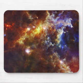 Stellar Nursery in the Rosette Nebula Mouse Mat