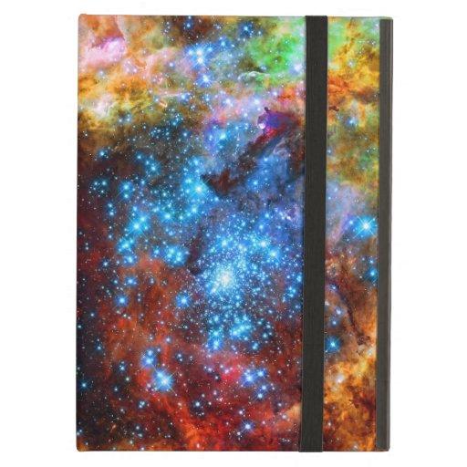 Stellar Nursery R136 in the Tarantula Nebula iPad Cases