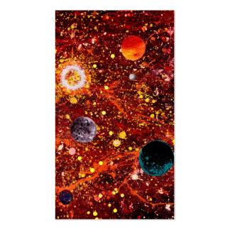 Stellar Nursery ws.jpg Pack Of Standard Business Cards