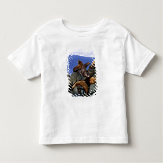 Stellar sea lions Alaska; USA Toddler T-Shirt