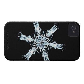 Stellar snow crystal Case-Mate iPhone 4 case