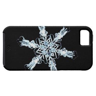 Stellar snow crystal tough iPhone 5 case