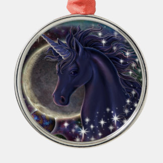 Stellar Unicorn Christmas Ornament