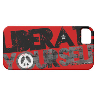 StellaRoot Liberate Yourself Music Election iPhone 5 Case