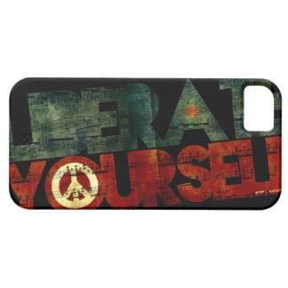StellaRoot Liberate Yourself Music Election iPhone 5 Cases
