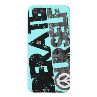 StellaRoot Liberate Yourself Peace Music Vote iPhone 5/5S Cases