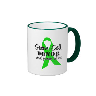 Stem Cell Donor Mugs