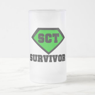 Stem Cell Transplant Super Survivor Coffee Mugs