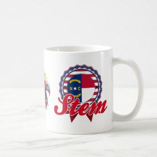 Stem, NC Coffee Mugs