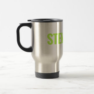 STEMinist Travel/Commuter Mug