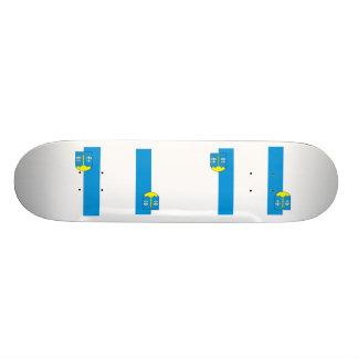 Stemwede, Germany 19.7 Cm Skateboard Deck