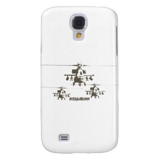 Stencil Apache Group Galaxy S4 Case