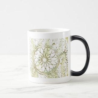 Stencil Design Mug