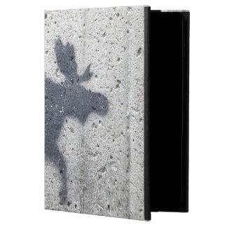 Stencil Graffiti Moose
