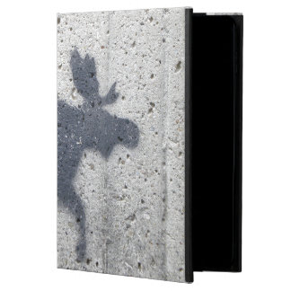 Stencil Graffiti Moose Powis iPad Air 2 Case