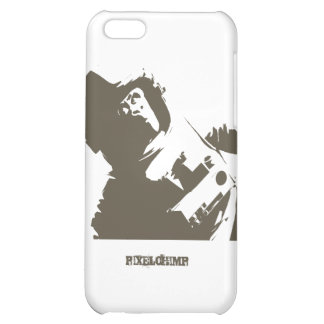 Stencil Space Ape Case For iPhone 5C