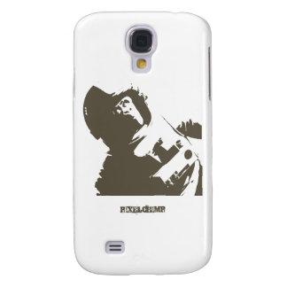 Stencil Space Ape Samsung Galaxy S4 Case