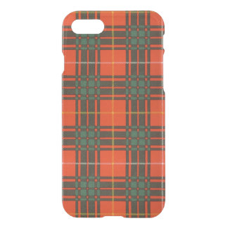 Stenhouse family clan Plaid Scottish kilt tartan iPhone 8/7 Case