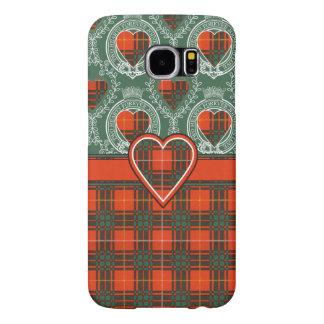 Stenhouse family clan Plaid Scottish kilt tartan Samsung Galaxy S6 Cases