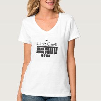 Steno Chick T-shirt