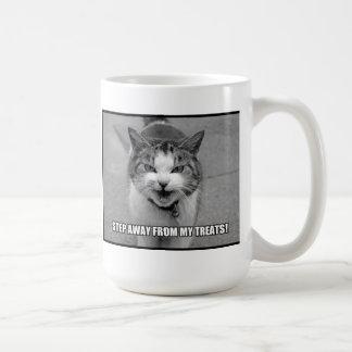 Step Away From My Treats Mugs
