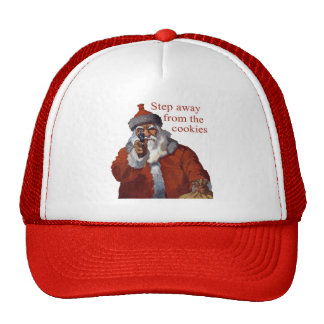 Step Away from the Cookies Mesh Hat